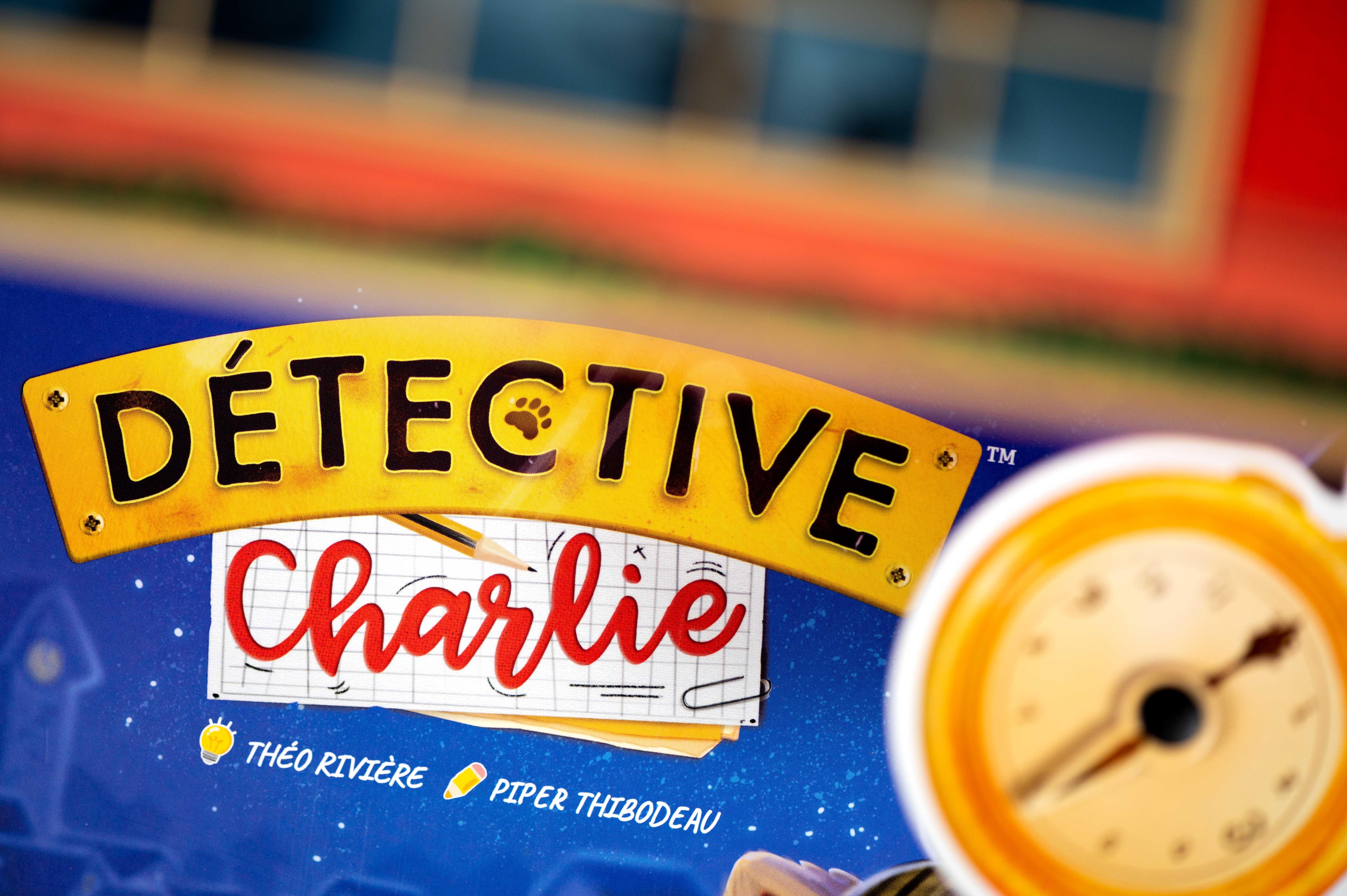 Detective Charlie 16