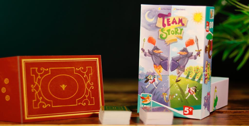 LOKI : Des jeux qui racontent des histoires