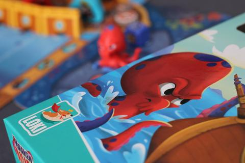 Kraken Attack: All Together against the Kraken!
