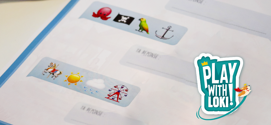 Play with LOKI – Guess what games are hidden behind the emojis!