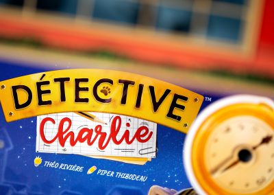 Detective Charlie 16