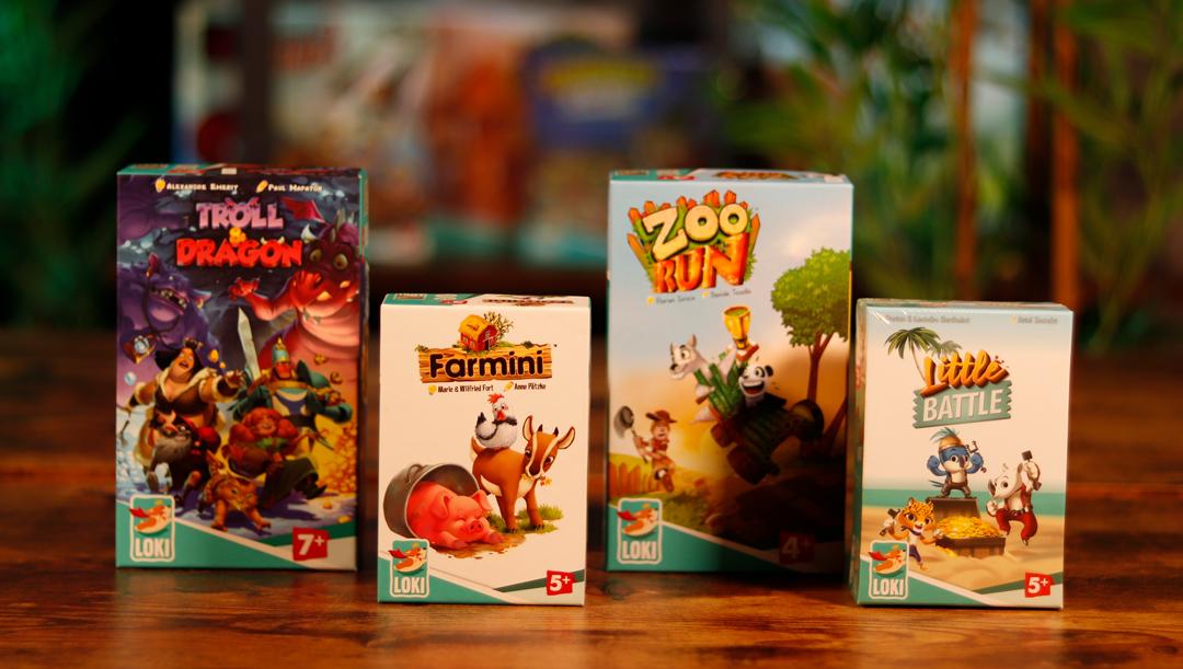 Un été de wouf: 4 jeux à (re)découvrir pendant les vacances!